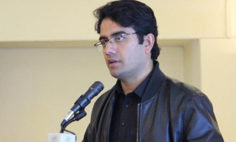 کامران بنگش کا کہنا تھا کہ جلسے کے منتظمین کو خطرے سے آگاہ کردیا — تصویر: ٹوئٹس