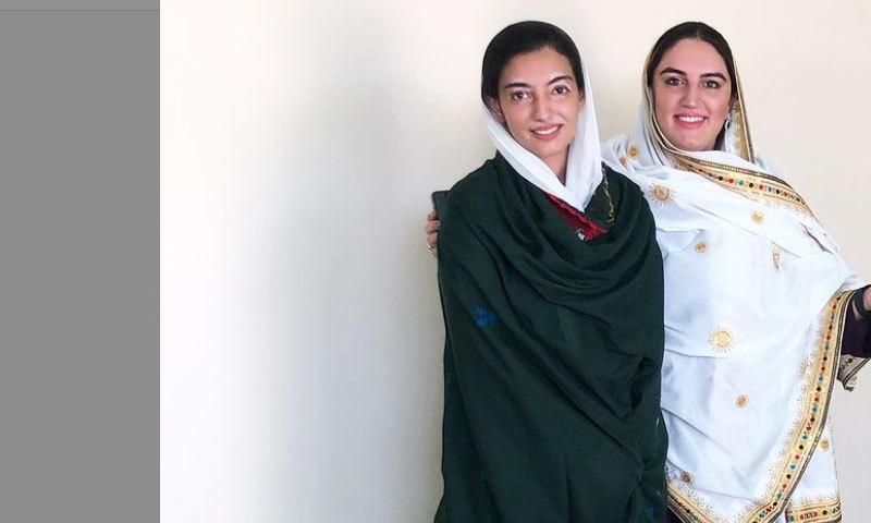 بختاور کی چھوٹی بہن آصفہ خوشی کے دن پر ان کے ساتھ ہوں گی—فائل فوٹو: انسٹاگرام