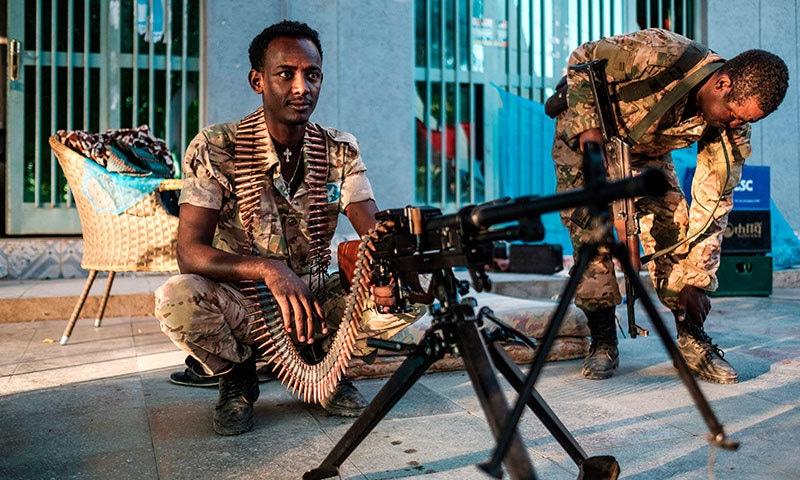 ایتھوپیا: الٹی میٹم کے بعد ٹیگرے کے دارالحکومت کے گرد گھیرا تنگ