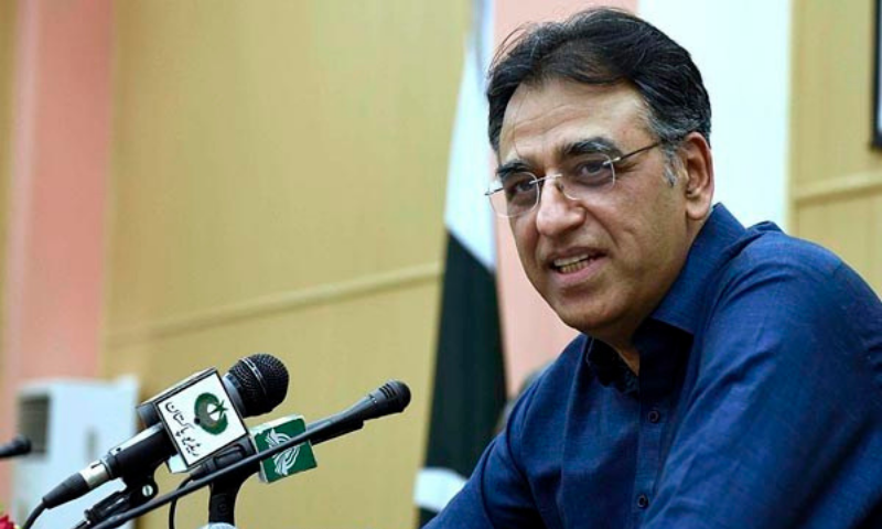 Planning and Development Minister Asad Umar on Monday claimed that the decisions taken by the PTI government would have a cumulative impact of more than Rs300 billion on electricity costs over the next three years (2021-23). — APP/File