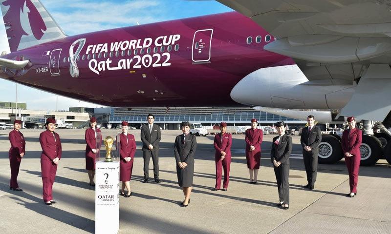 حکام کے مطابق غلفت برتنے پر ایئرپورٹ سیکیورٹی حکام کے خلاف بھی کارروائی ہوگی—فائل فوٹو: قطر ایئرویز فیس بک
