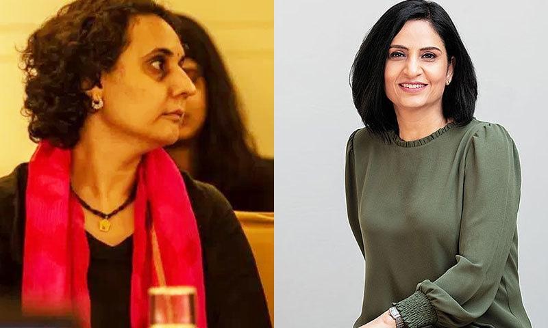 مقدمے میں نیٹ فلیکس انڈیا کی نائب صدر مونیکا شیرگل اور کانٹینٹ منیجر امبیکا کھرانہ کو نامزد کیا گیا ہے—فائل فوٹو: ٹوئٹر/لنکڈن