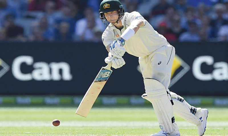 STEVE Smith warns India he has rediscover his peak technique.—AP