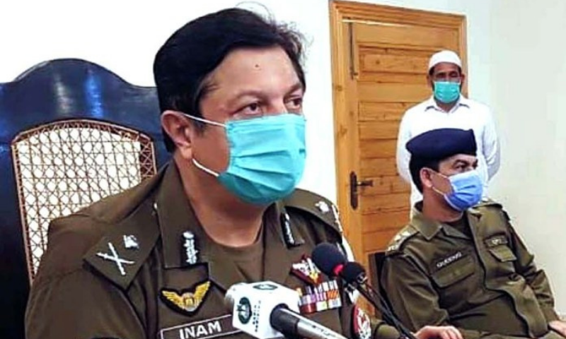 Inspector General of Punjab Police Inam Ghani has said that incidents of torture or death during detention are not acceptable. — APP/File