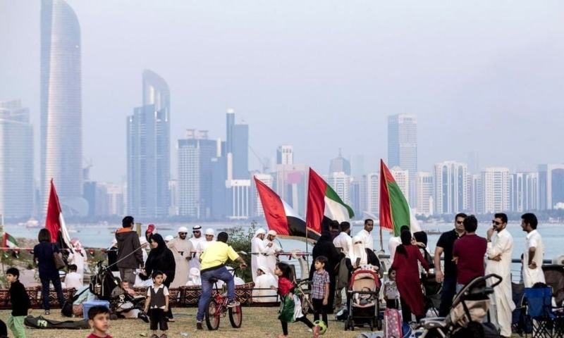 The UAE has stopped issuing new visas to citizens of 13 mostly Muslim-majority countries. — AFP/File