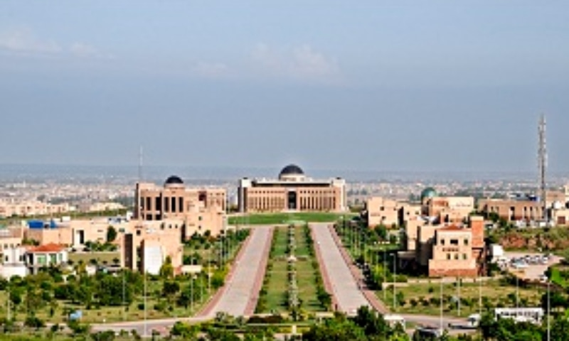 The National University of Science and Technology in Islamabad. — Photo courtesy HEC website