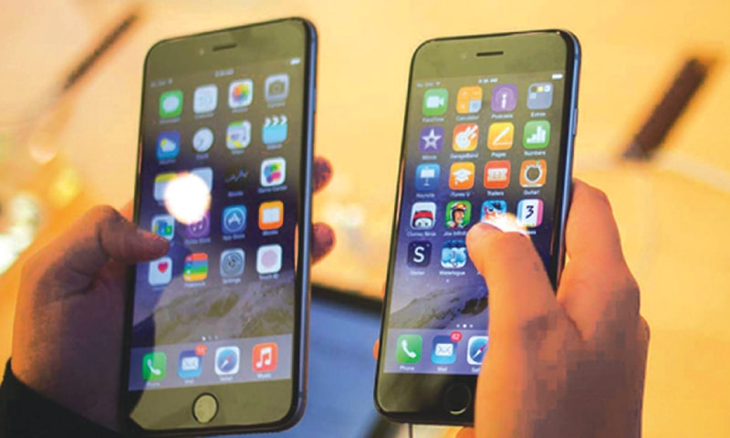 The increase in revenue came after the government imposed a ban on use of non-duty paid or smuggled mobile phones in the country.