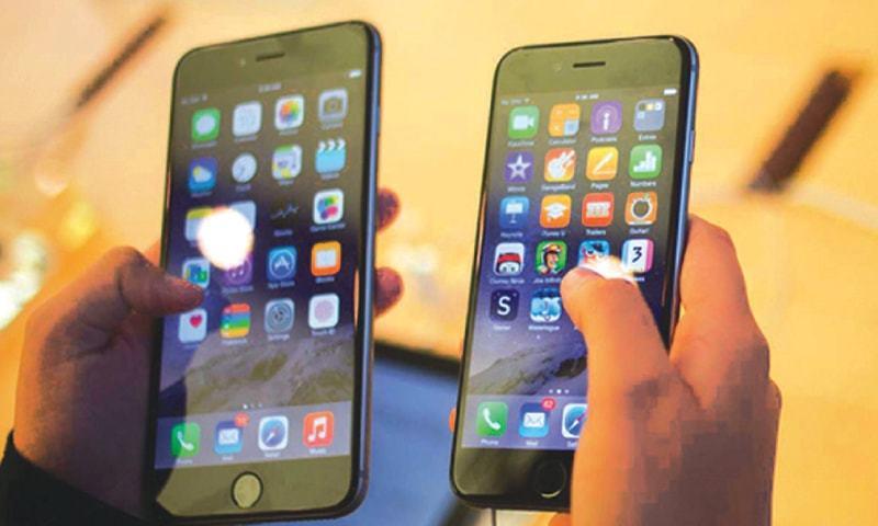 مالی سال 2020: ملک میں موبائل فون کی درآمد پر 54 ارب روپے کی ڈیوٹی وصول