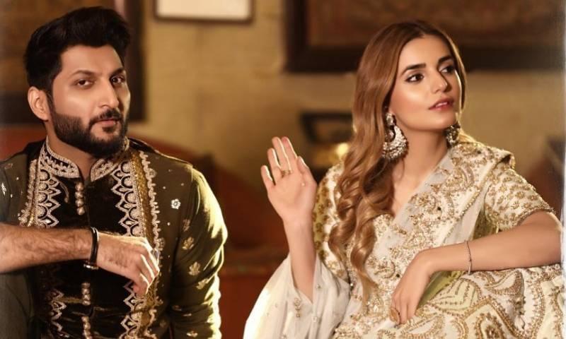 مومنہ مستحسن اور بلال سعید کا 'باری 2' ریلیز ہوتے ہی مقبول