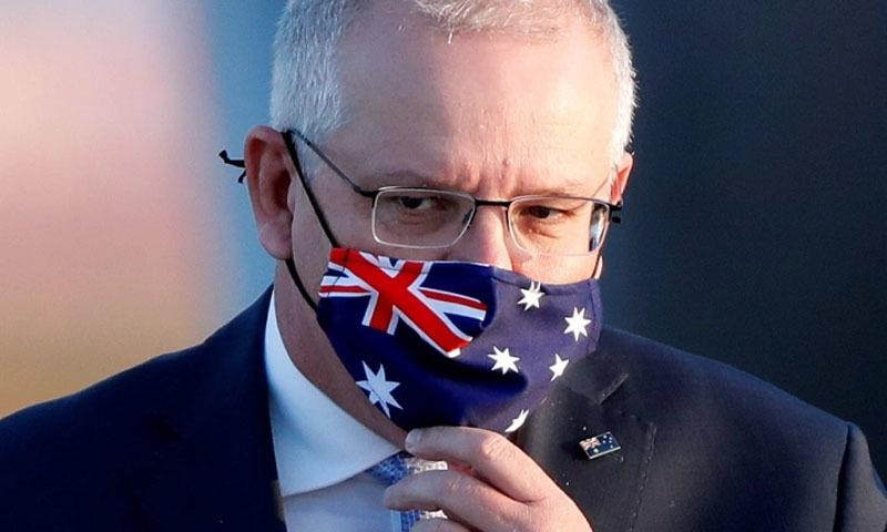 آسٹریلیا کا چین سے 'جعلی تصویر' پوسٹ کرنے پر معافی کا مطالبہ