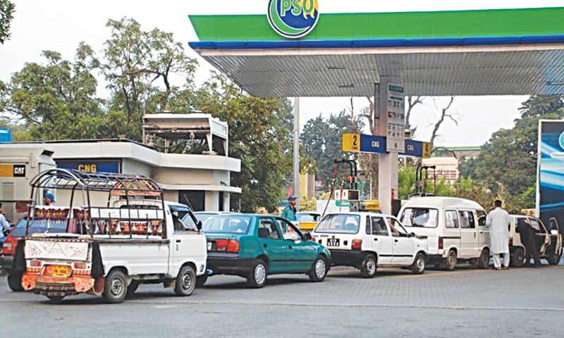 AS per the government's load management plan, in case of shortages, the gas supply would be disconnected first to CNG sector.