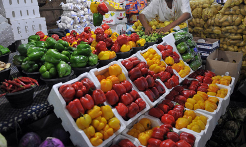 Global food commodity prices rose sharply in November to their highest level in nearly six years, the UN food agency said. — AFP/file