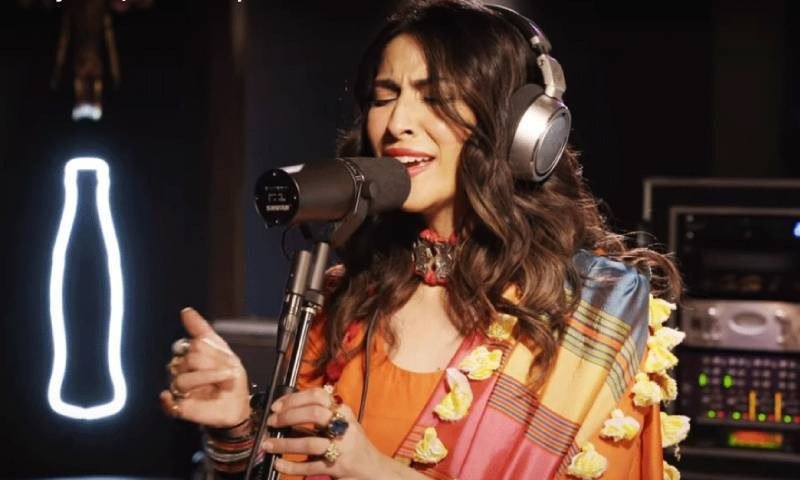 کوک اسٹوڈیو کے نئے سیزن کی پہلی قسط میں 3 گانے جاری کیے گیے ہیں— فوٹو: اسکرین شاٹ