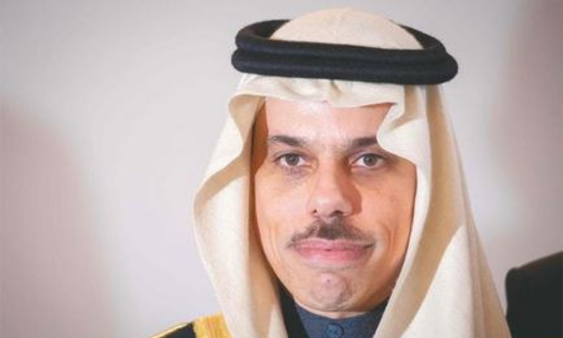 """""""We are in full coordination with our partners in this process and the prospects that we see are very positive towards a final agreement,"""" said Prince Faisal on Gulf crisis resolution. — AFP"""