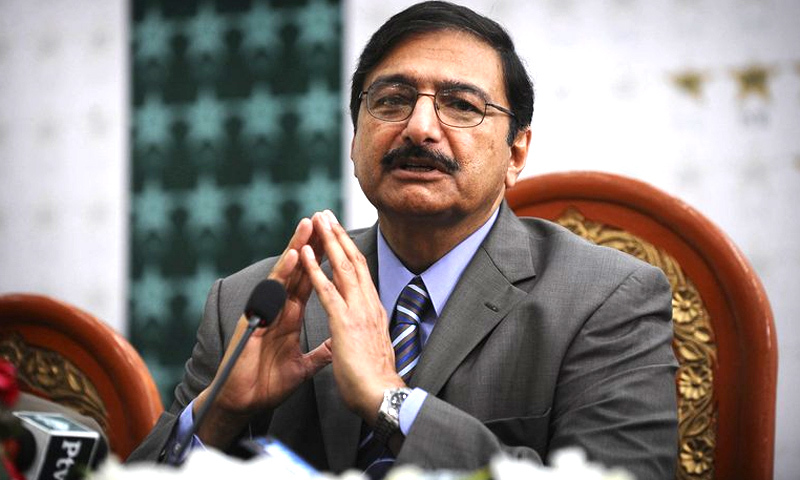 Former chairman Zaka Ashraf has blasted the current Pakistan Cricket Board (PCB) setup for its gross mismanagement which has resulted in the chaotic and troubled situation with the Pakistan team in New Zealand. — File photo
