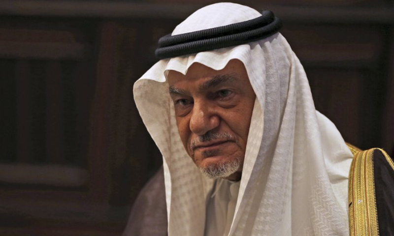 Prince Turki al-Faisal, who led Saudi intelligence for more than two decades and served as ambassador to the United States and Britain, has warned that any normalisation deals need to help the Palestinians obtain their own independent state. — AP/File