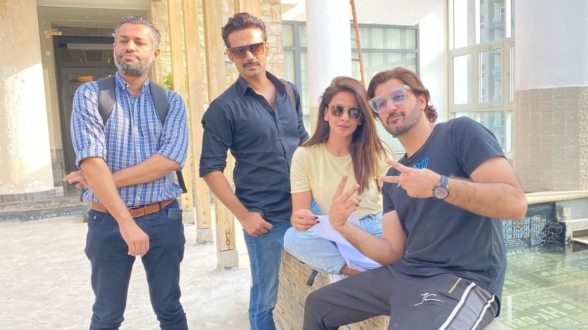 Ghabrana Nahi Hai is a movie about empowerment, and it starts from behind the scenes