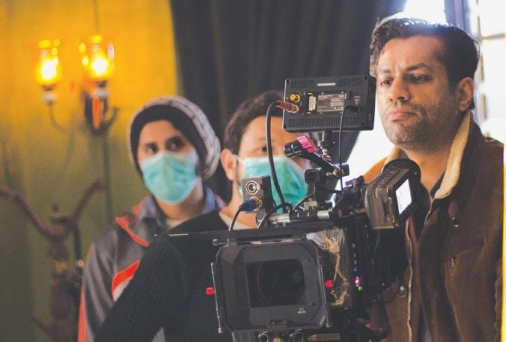 Director Saqib Khan