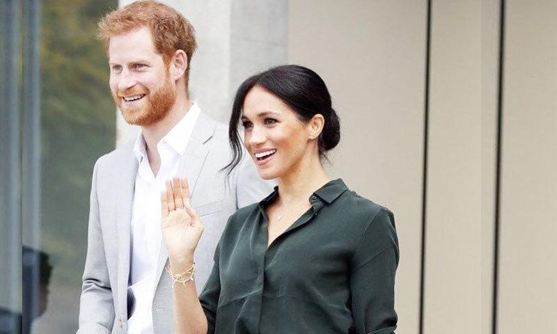 شہزادہ ہیری کا بھی بیوی کی طرح برطانوی اخبار پر مقدمہ