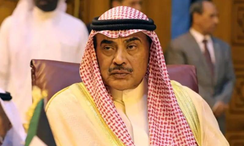 شیخ صباح الخالد الصباح کو گزشتہ سال 19 نومبر کو حکومت کی سربراہی سونپی گئی تھی — فائل فوٹو / رائٹرز