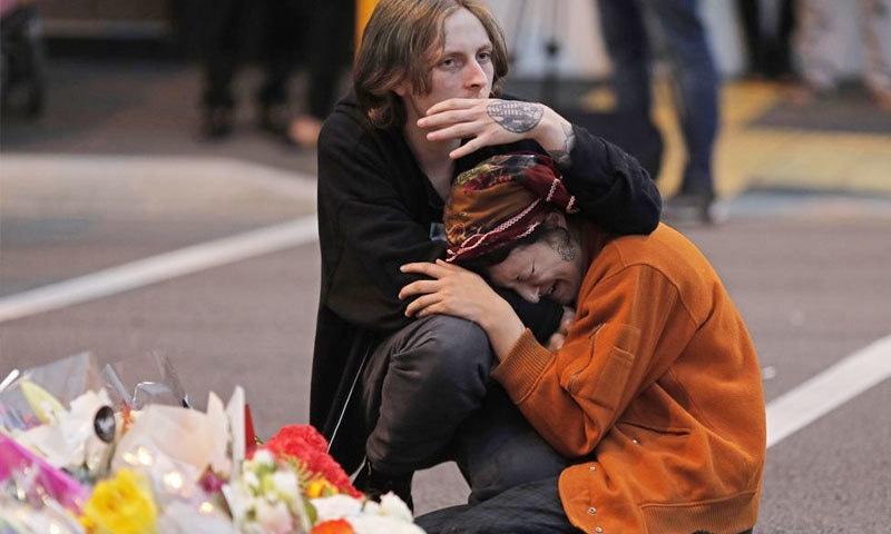 دہشت گردی کے واقعے میں 51 نمازی شہید اور درجنوں زخمی ہوگئے تھے—فائل فوٹو: اے پی