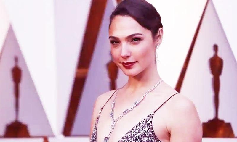 اسرائیلی اداکارہ کو ایک فلم کیلئے ایک ارب 60 کروڑ روپے ادائیگی