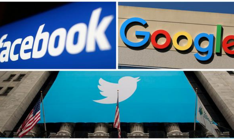 In a letter, tech giants, including Facebook and Google, reiterated their position that large portions of the rules were not only unworkable for global internet platforms, but also went beyond the scope of the Parent Act (Peca 2016), putting their legality into question. — AP/File
