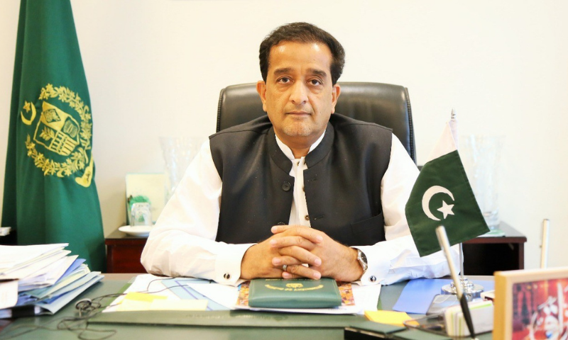 Special Assistant to Prime Minister on Climate Change Malik Amin Aslam on Wednesday announced that the Marghazar Zoo would be converted into a world class wildlife conservation centre. — APP/File