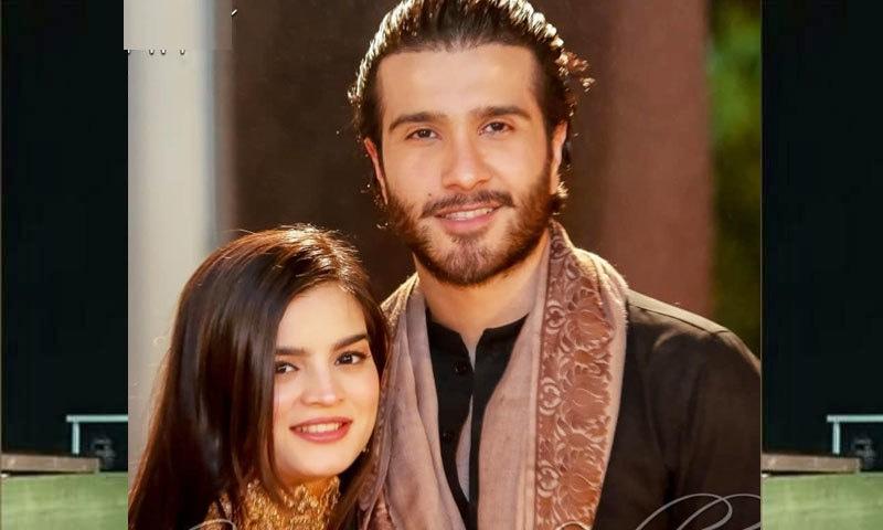 علیحدگی کی خبروں کے بعد فیروز خان و اہلیہ کی مبہم سوشل میڈیا پوسٹس