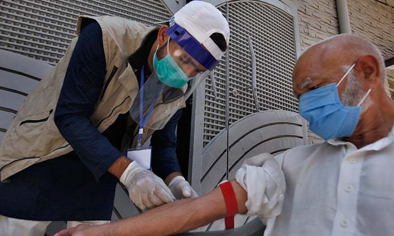 پاکستان میں کورونا وائرس کے مزید 4 ہزار 791 مریض صحتیاب