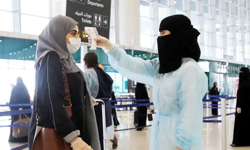 ابھی یہ واضح نہیں ہے کہ سعودی عرب میں کب تک ویکسین کا پہلا ڈوز دیا جائے گا—فائل فوٹو: رائٹرز