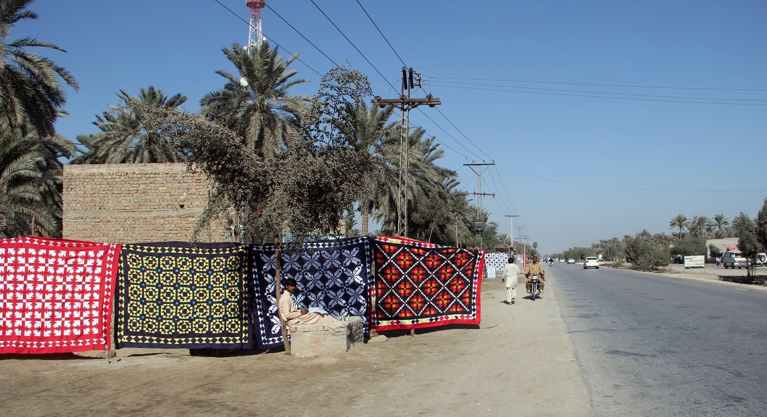 خیرپور سے کراچی جانے والی کراچی روڈ