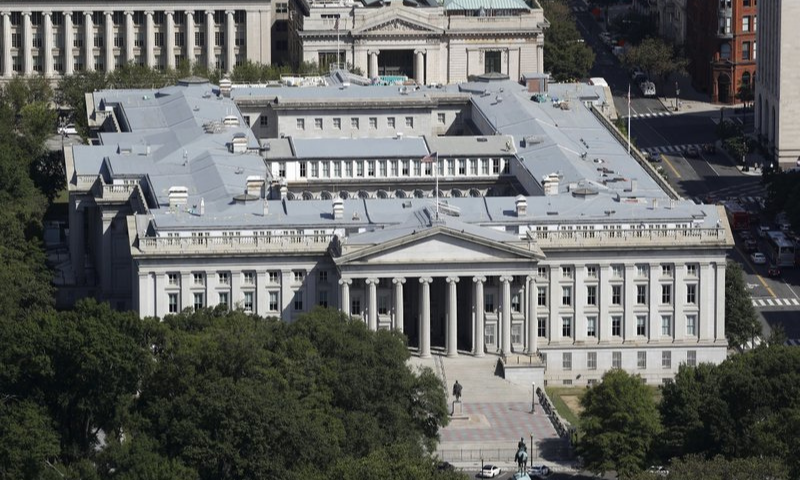 Hackers got into computers at the US Treasury Department and possibly other federal agencies, touching off a government response involving the National Security Council. — AP