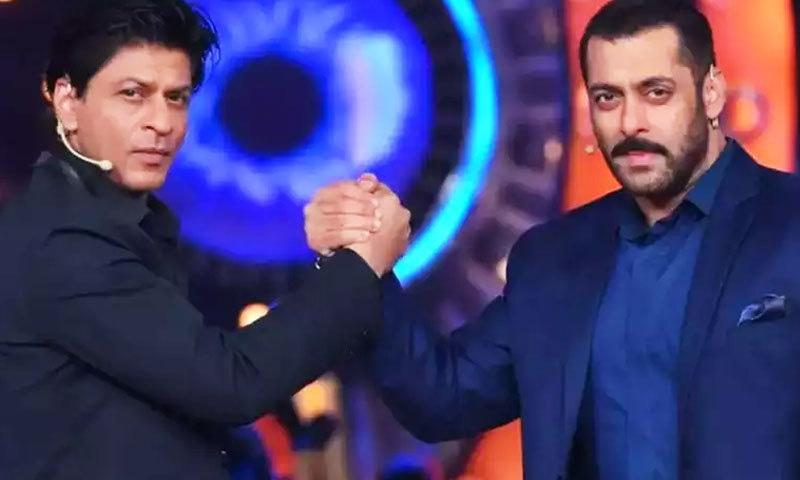 شاہ رخ کی فلم میں سلمان خان 15 منٹ کی اداکاری کیلئے کاسٹ