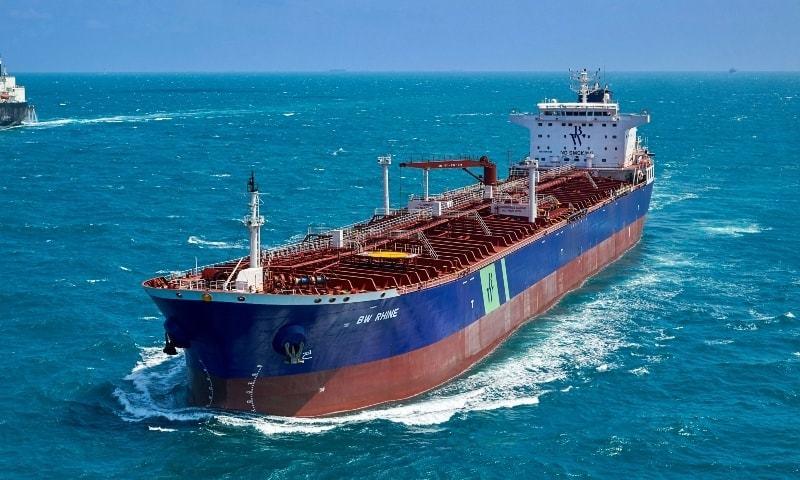 سعودی بندرگاہ پر سنگاپور کے بحری جہاز پر 'حملہ'، عملے کے 22 افراد محفوظ