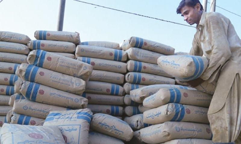 An inquiry report of the Competition Commission of Pakistan (CCP) finalised on Tuesday has found massive profit-taking due to cartelisation by the cement sector. — File photo