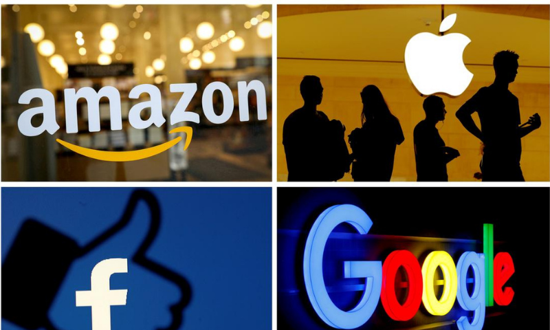 The firms that would be subject to stricter regulation are US titans Facebook, Google, Amazon, Apple, Microsoft and SnapChat, China's Alibaba and Bytedance, South Korea's Samsung and the Netherlands' Booking.com. — Reuters/File