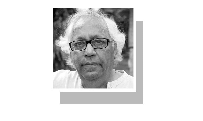 Dawn columnist Irfan Husain. — Dawn
