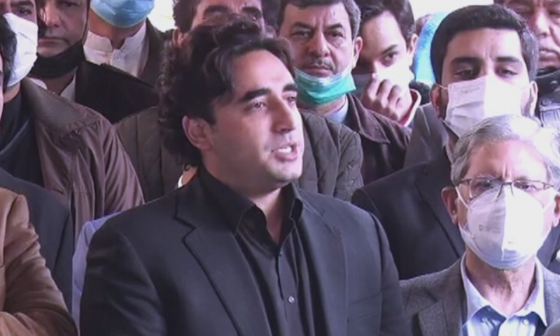 جمہوریت کیلئے حکومت سندھ اور قومی اسمبلی کی قربانی دینے کو تیار ہیں، بلاول