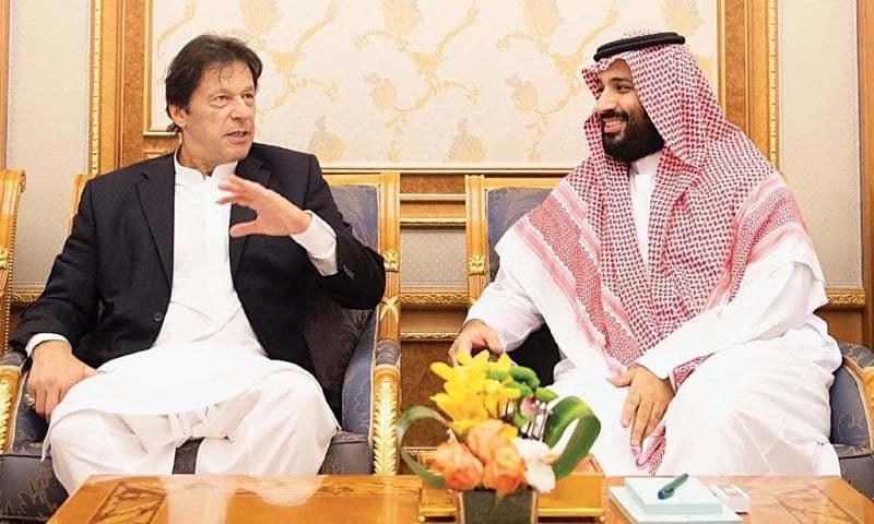 پاکستان نے سعودی عرب کو جولائی میں 3 ارب ڈالر قرض میں سے ایک ارب ڈالر ادا کیے تھے — فائل فوٹو / آن لائن