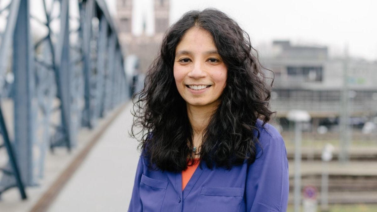 وہ 2019 میں نیشنل اکیڈمی آف سائنس لیپولڈینا کی رکن بھی منتخب ہوئی تھیں — فائل فوٹو: بشکریہ میکس پلانک سوسائٹی ٹوئٹر اکاؤنٹ