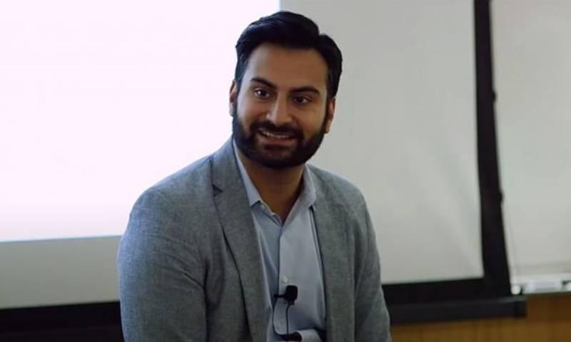 علی زیدی کو ملنے والا عہدہ جوبائیڈن کی انتظامیہ میں پاکستانی نژاد امریکی شہری کو ملنے والا اعلیٰ ترین عہدہ — فائل فوٹو: اے پی