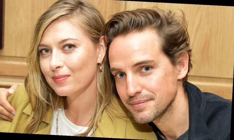 سابق روسی ٹینس اسٹار و ماڈل ماریا شیرا پووا نے منگنی کرلی