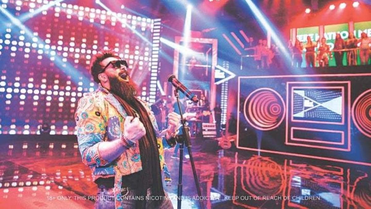 Umair Jaswal had lots of fun with Gagar