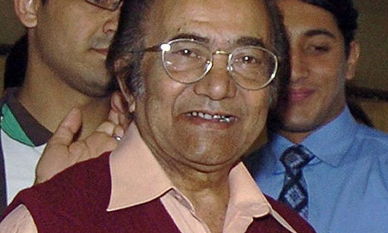 Late Hanif Mohammad. — File photo