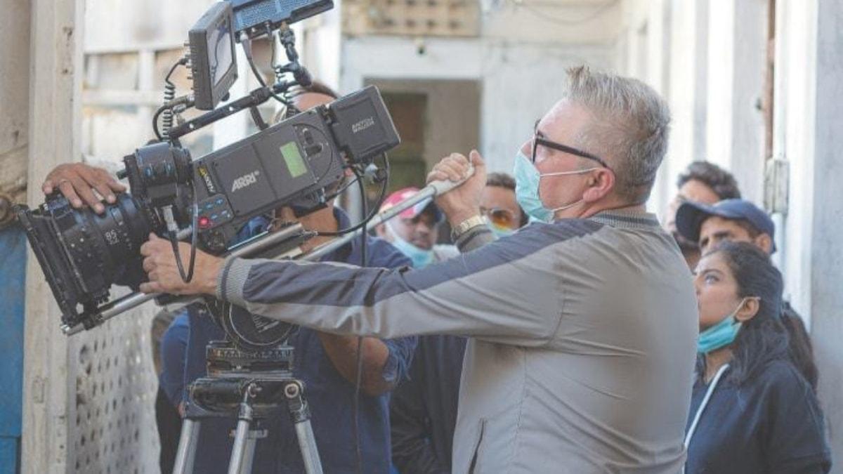 Cinematographer Saleem Daad