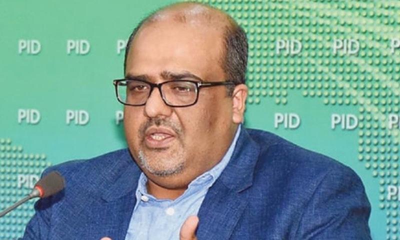 شہزاد اکبر نے کہا کہ عدالت مشیروں کے اختیارات کا تعین کر چکی ہے— فائل فوٹو: اے پی پی