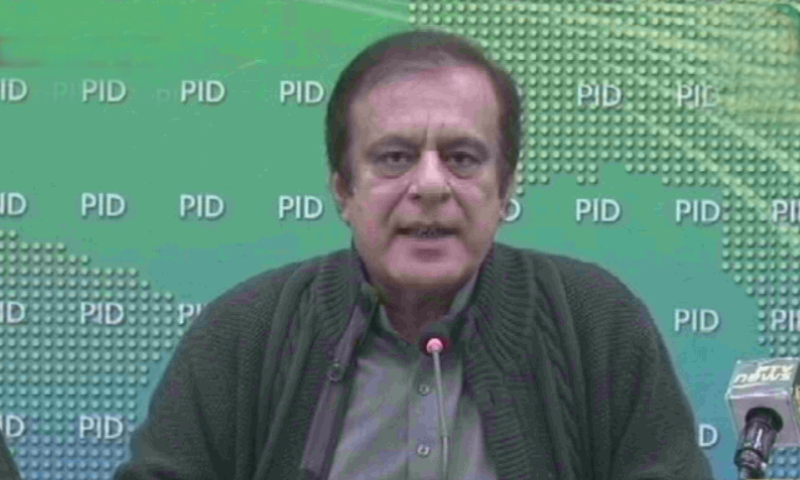اپوزیشن کا اداروں سے جمہوری حکومت ختم کرنے کا مطالبہ مضحکہ خیز ہے، شبلی فراز