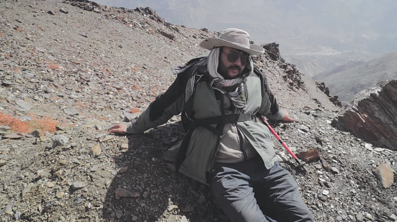 The trek took a lot out of Ahsan, 'Unsung Heroes'