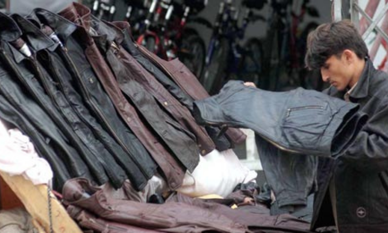 Three sectors — leather garments, surgical instruments and engineering goods — have maintained growth in export proceeds despite lockdowns in many countries. — File photo